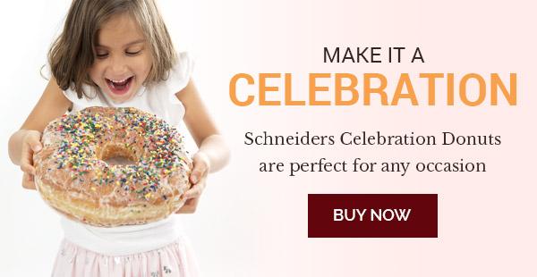 Order Celebration Donut