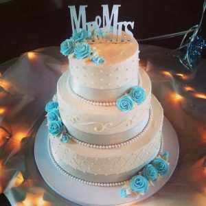 Custom Wedding Cake Bakery
