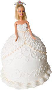 Custom Bride Cake